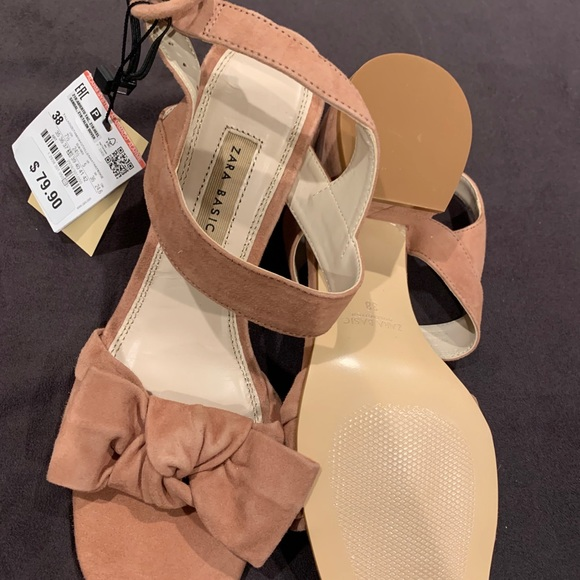 Zara sandals new with tags